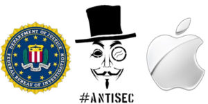 AntiSec Apple ID hack not from F.B.I laptop