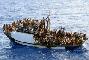 Mediterranean Migration Trend