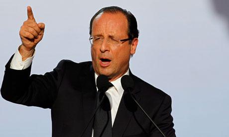 Francois Hollande and Labour