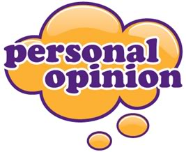 Personal Opinion and the Politician