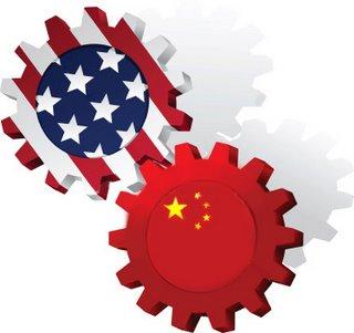 Sino - US Relations: The Big Block