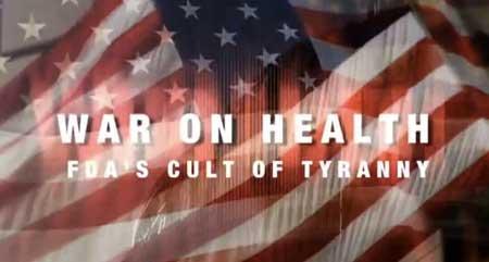 Weekend Documentaries: War on Health