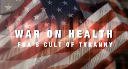 Weekend Documentaries: War on Health