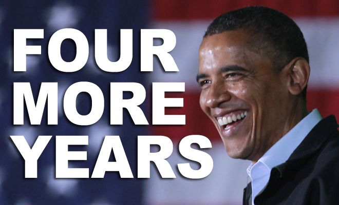 'Four More Years'