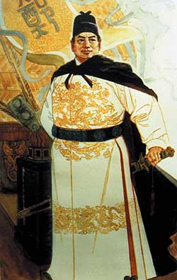 1421: The Year China Discovered America?