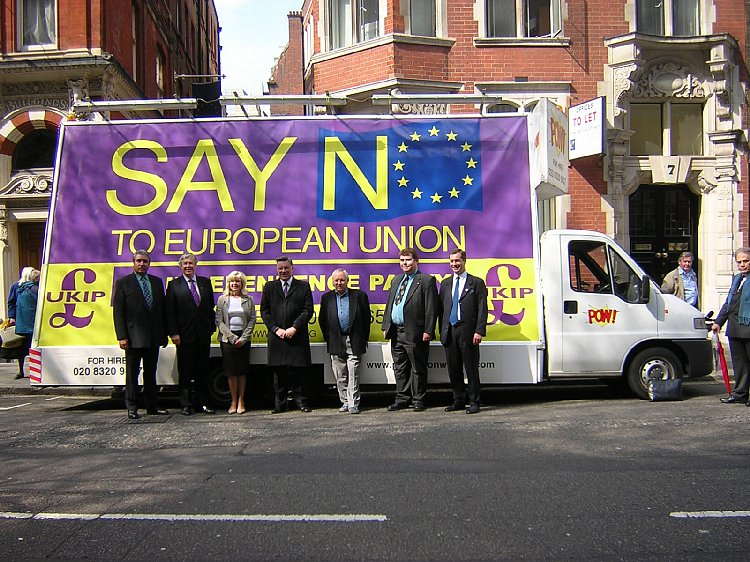 Watch their language: UKIP – the joys of being politically (and factually) incorrect