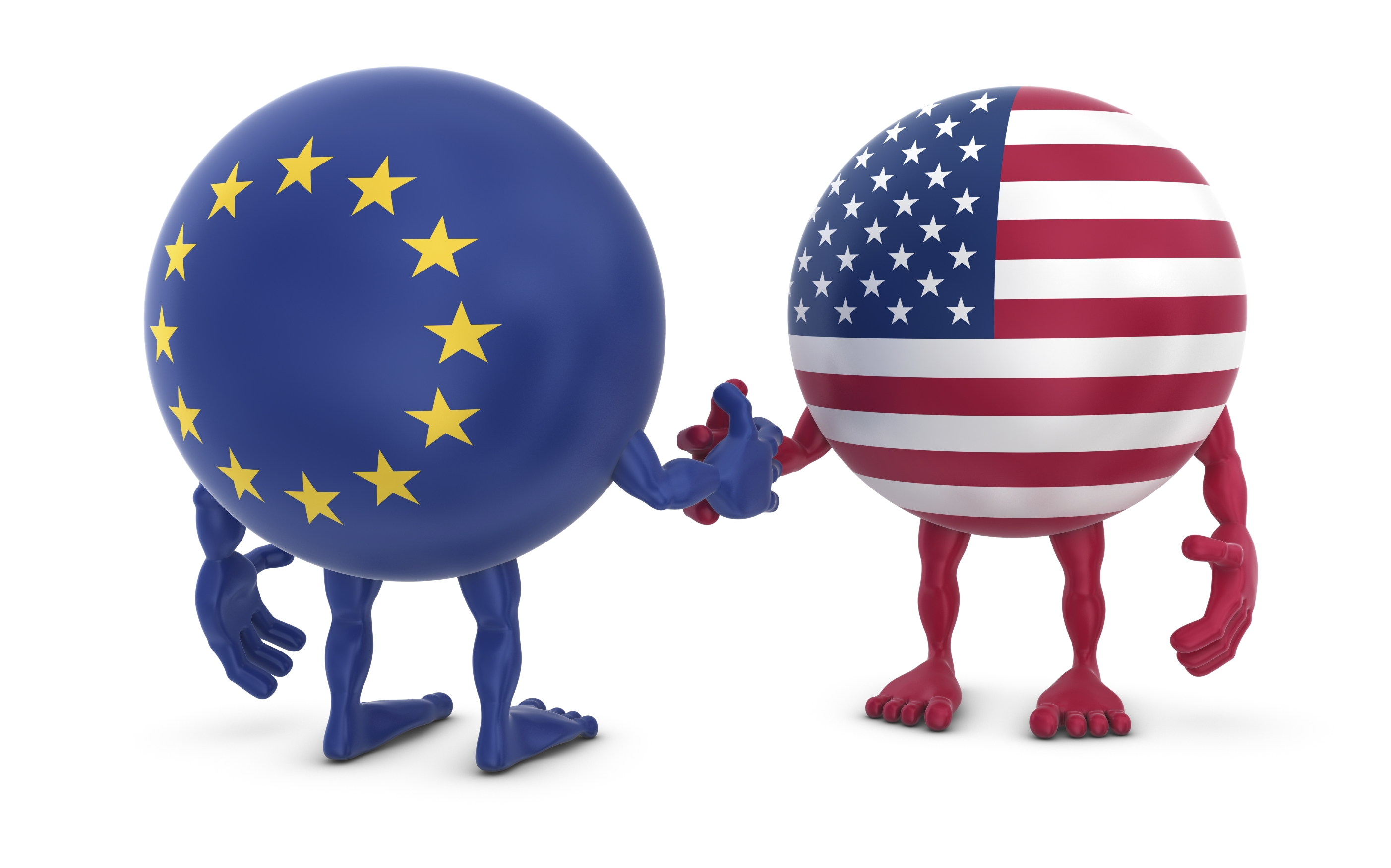 Dont Hold Your Breath The Eu Us Free Trade Agreement Already In