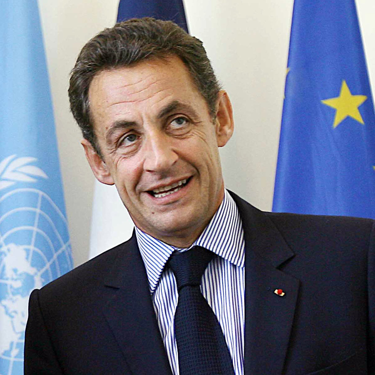 Sarkozy's Slight Return