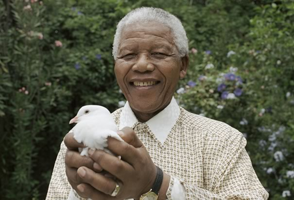 Nelson Mandela: A Great Man