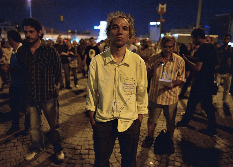 Duran Adam: Protests in Turkey