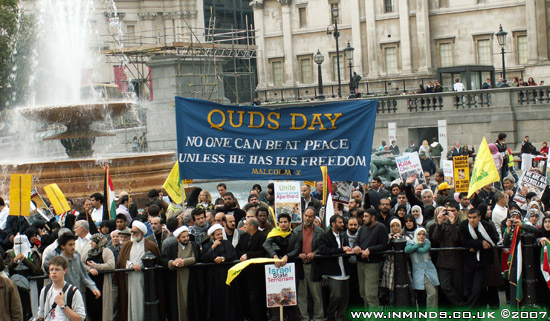 Al-Quds Day and Iran: Hate and Holidays