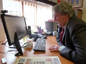 Interview with Phil Bennion: Help us understand the EU