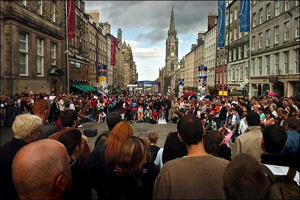 Fringe Benefits: Political Comedy @ The Edinburgh Fringe