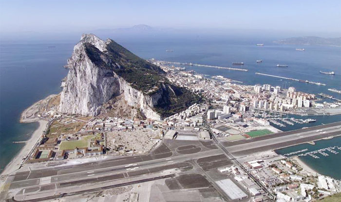 Who are the people of Gibraltar?