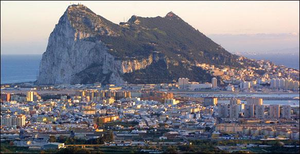 Gibraltar Flares up Again