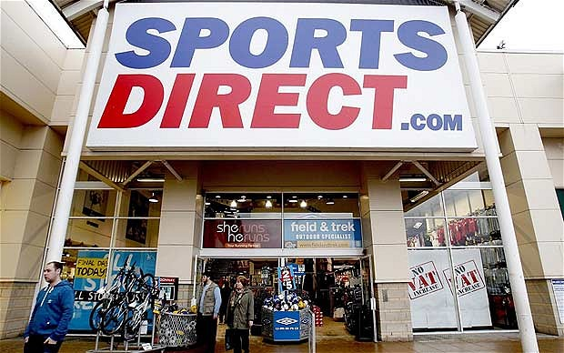 Sports Direct: Gone Mad on Zero-hours contracts