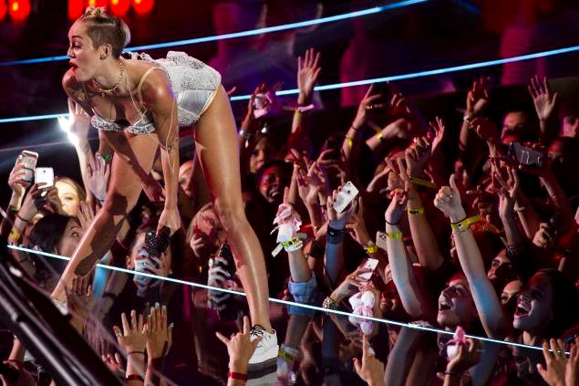 The Music Industry and How Trolls fuel it. Example: Miley Cyrus