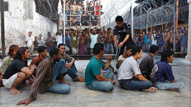Australia Gets Cruel On Refugees