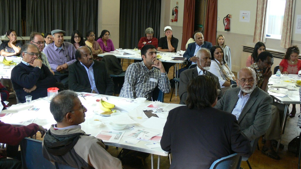 A people's revolution in Harrow. A history in the making.