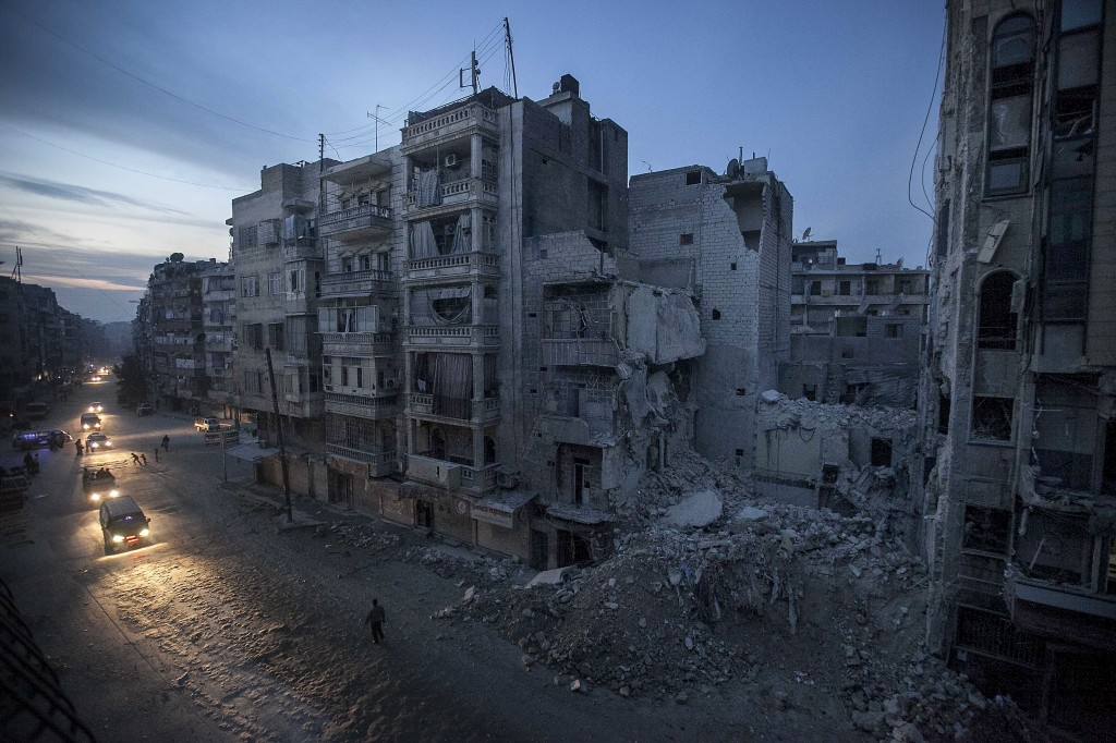 Syria: Somehow it Must Be Helped