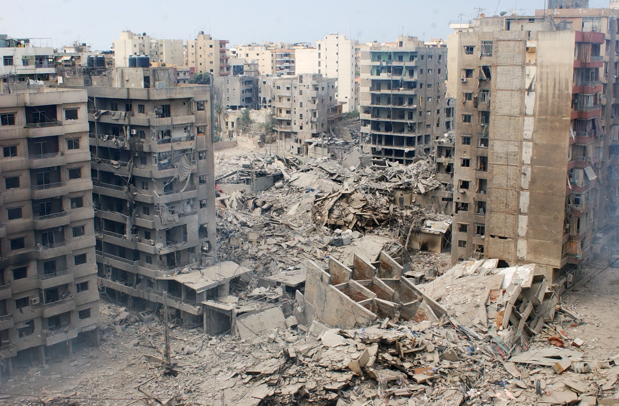 The ticking time bomb in the Middle East
