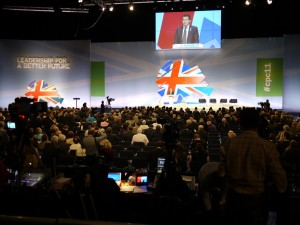 Party Conferences: Is There a Point?