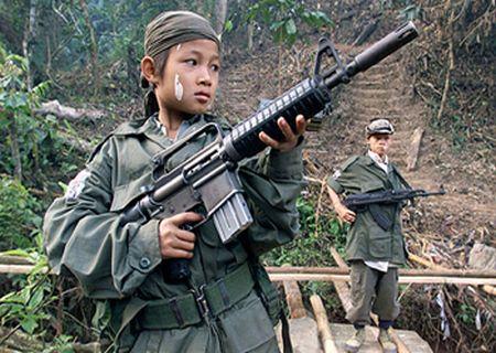 Burma: A History of Human Rights Violations