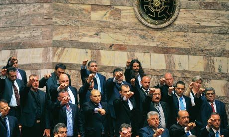 What Do We Do About a Problem Like Golden Dawn?