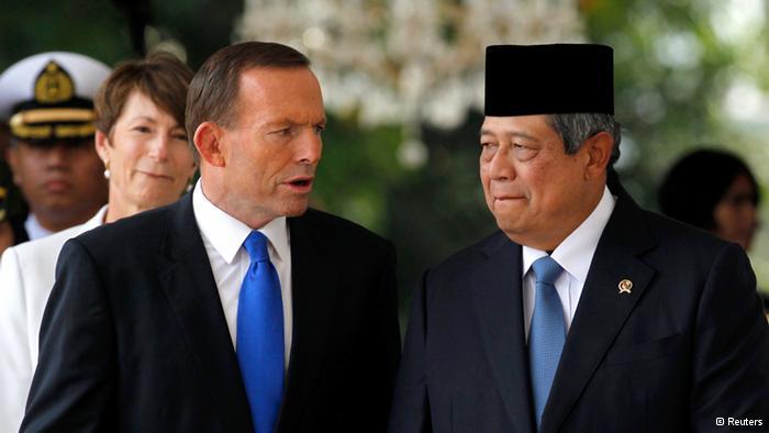 Prime Minister Abbott turns up the heat