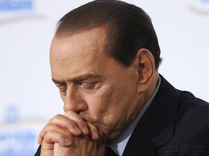 Berlusconi's downfall: last act of a classic tragedy