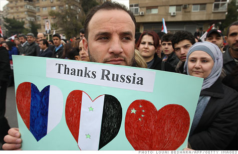 """Did Russia """"win"""" stand off over Syria?"""