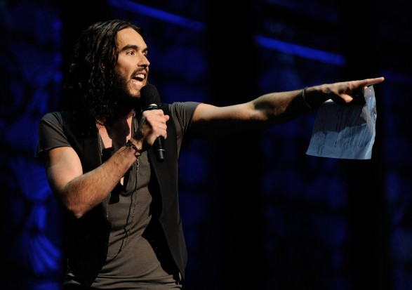 Russell Brand - Mad Comedian or Political Genius?