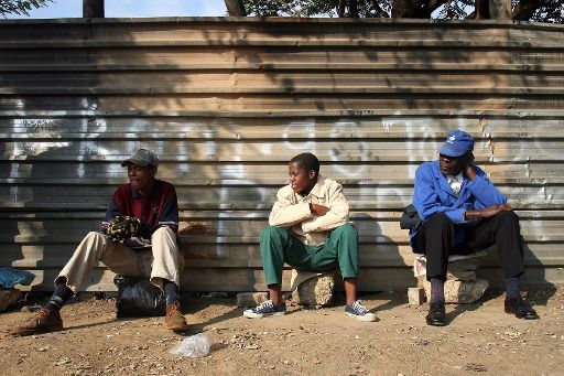 the youth crisis in south africa Leon said south africa's black economic empowerment policies had failed to give workers a stake in the mines, with only a few companies setting an example by encouraging a sense of shared.