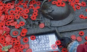 Remembrance Day - but whom have we forgotten?
