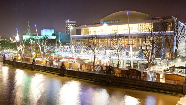 Public oppose urban 'renewal' at the Southbank centre