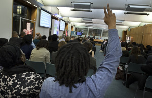Political Engagement and Education Dominate Young People's Question Time 2013