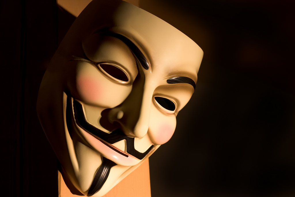 Man must pay $183,000 to company that makes $115 billion a year for joining Anonymous protest