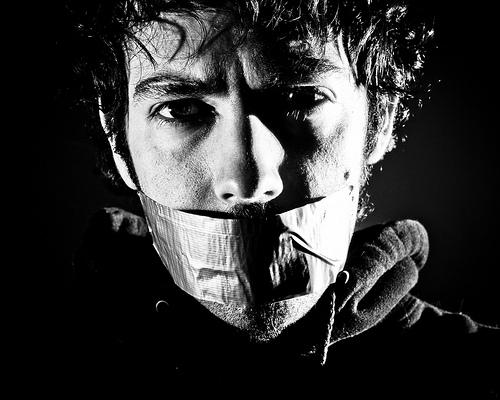 Censorship: A Poem