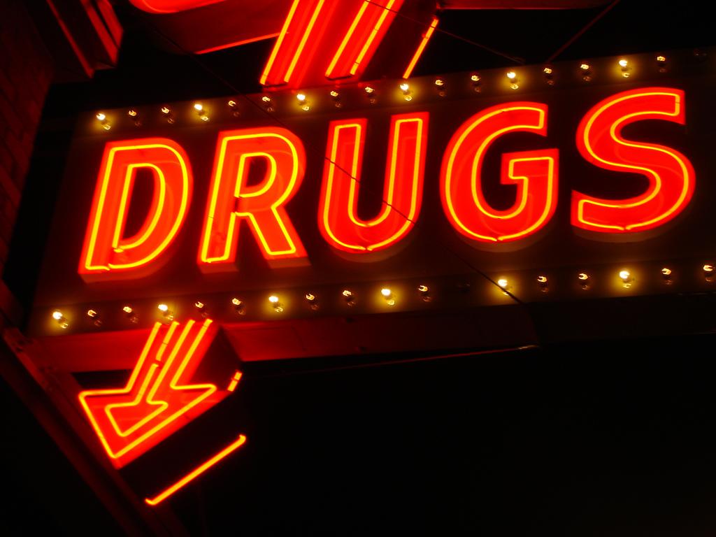Have a coke and a smile and shut the f*%k up: A talk on drugs