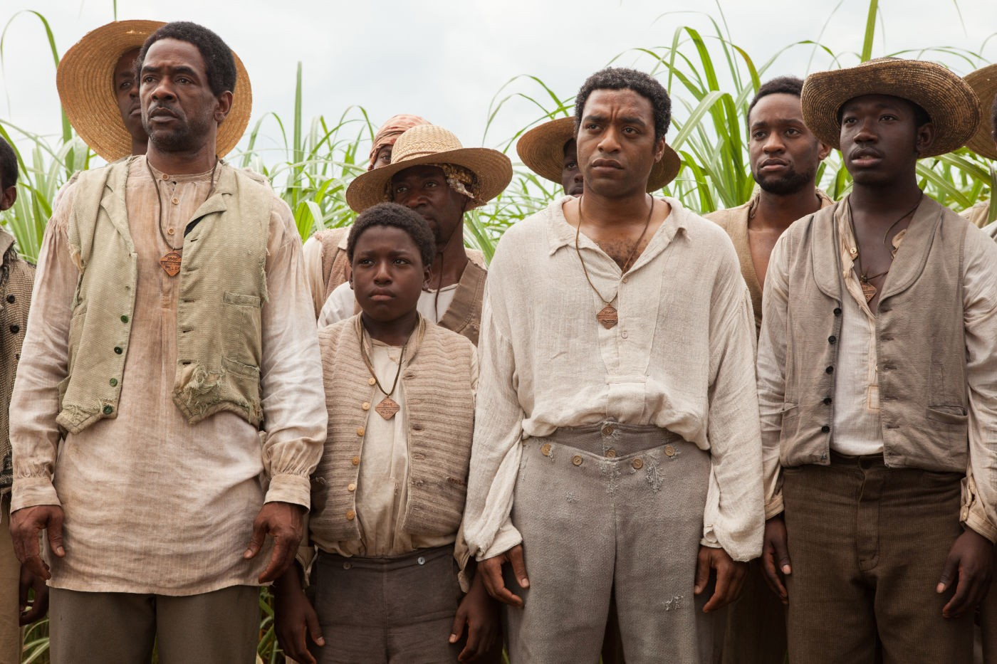 12 years a slave; the landmark film of the century so far?