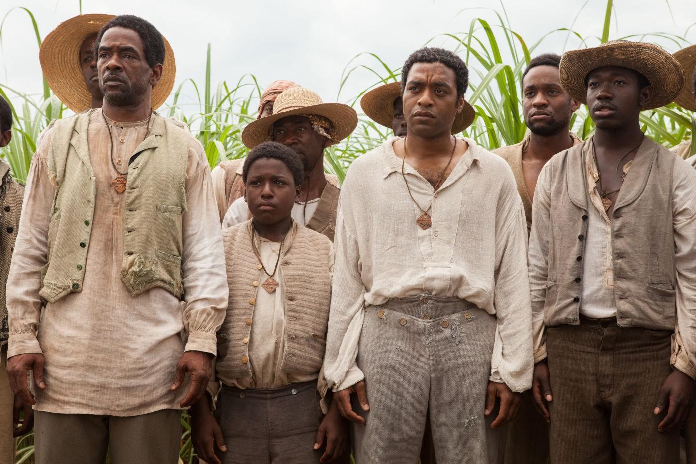 12 years a slave; the landmark film of the century so far?