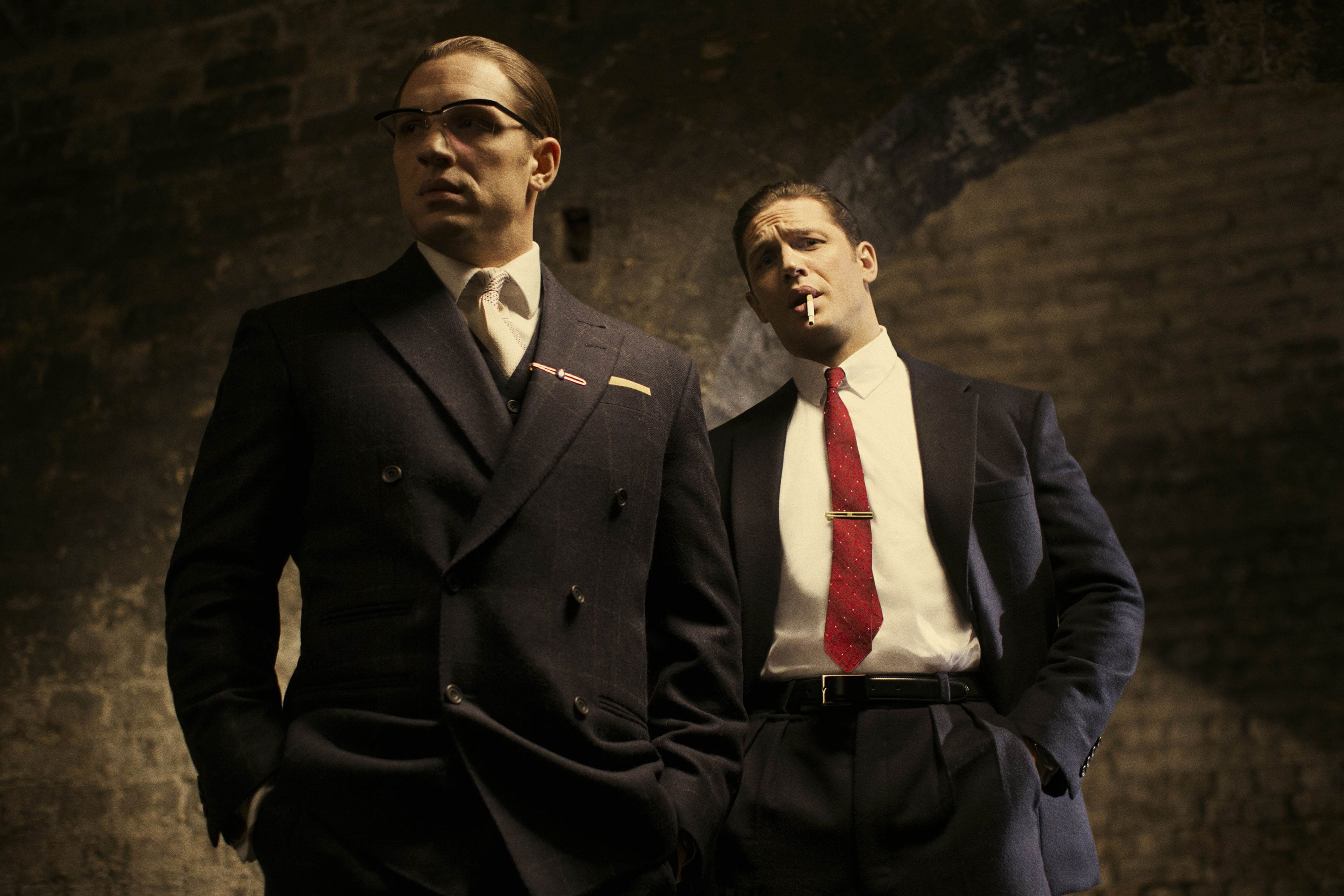 Film Review: The Legend of the Kray gruesome twosome