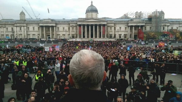CND Protest March: The Power of the Orator