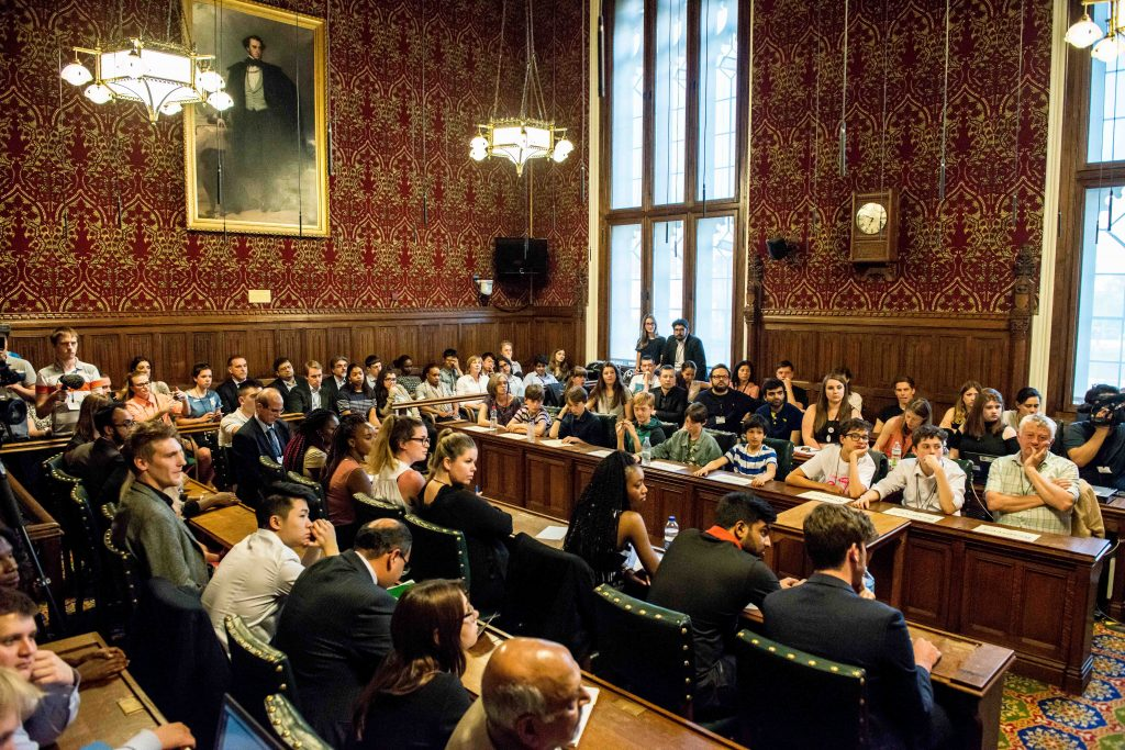IN or OUT: The EU Youth Debate on Brexit