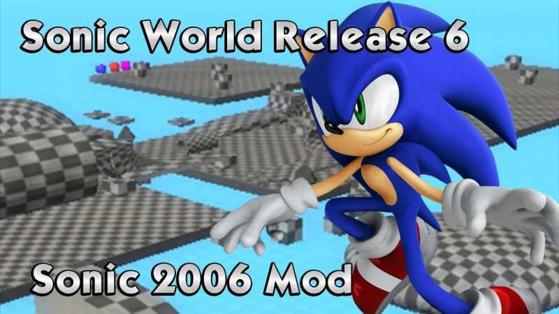 Sonic The Hedgehog 2006 Don T Worry It S Still Just As Awful As You Remember Shout Out Uk