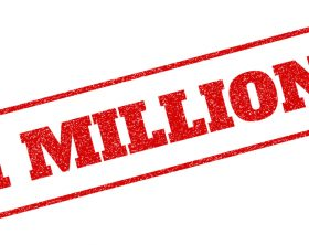 OUR READERSHIP HITS 1 MILLION PER MONTH!