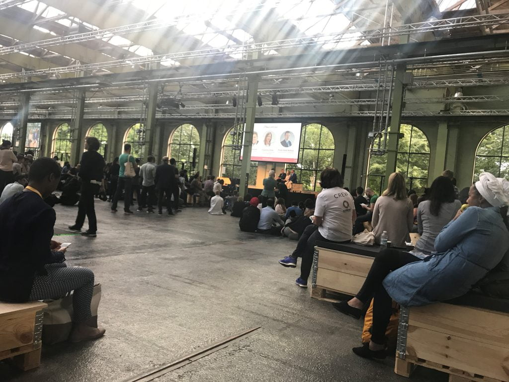 1,000 millennials gather in Denmark and discover how they can change the world
