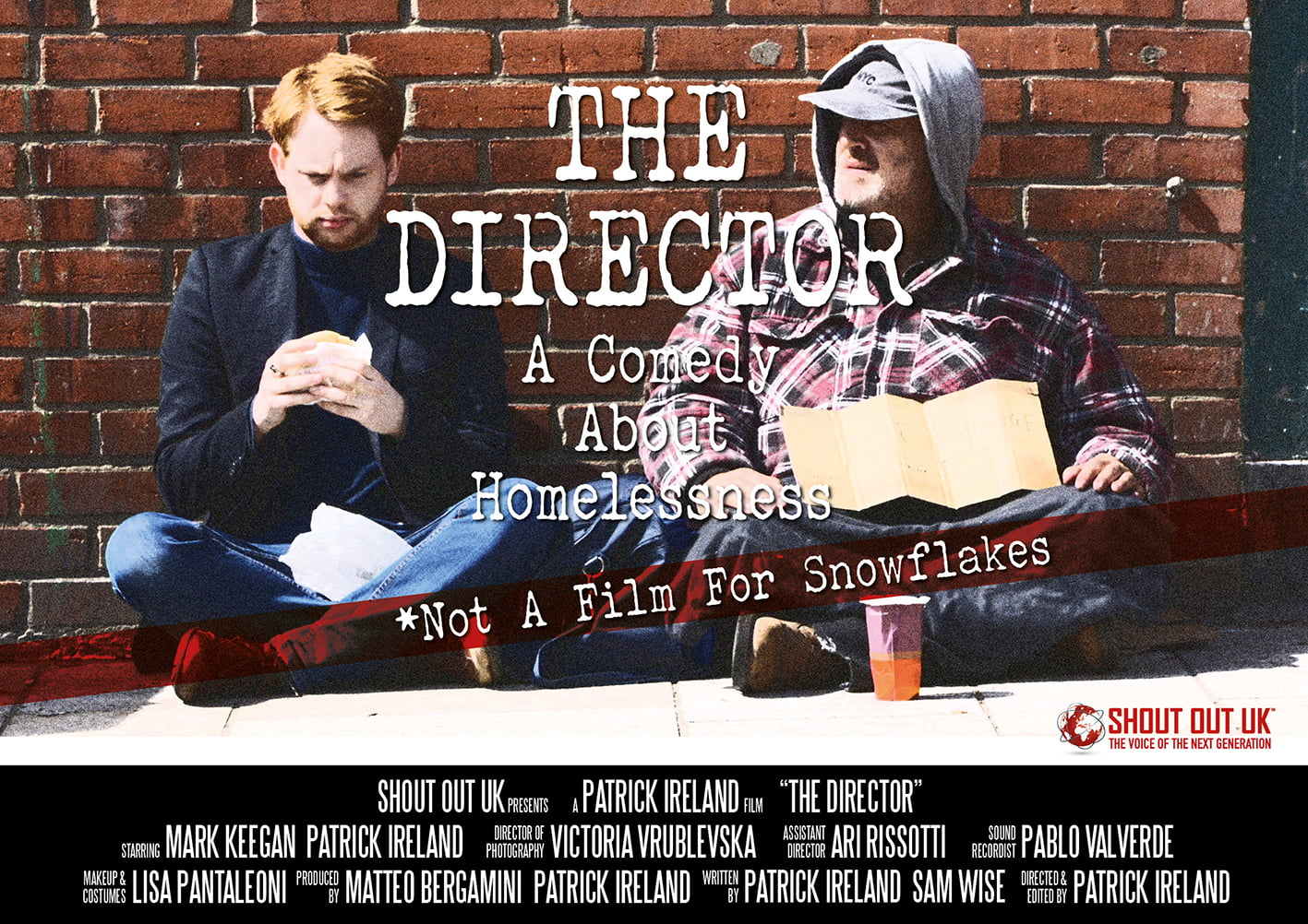 The Director - A Comedy About Homelessness