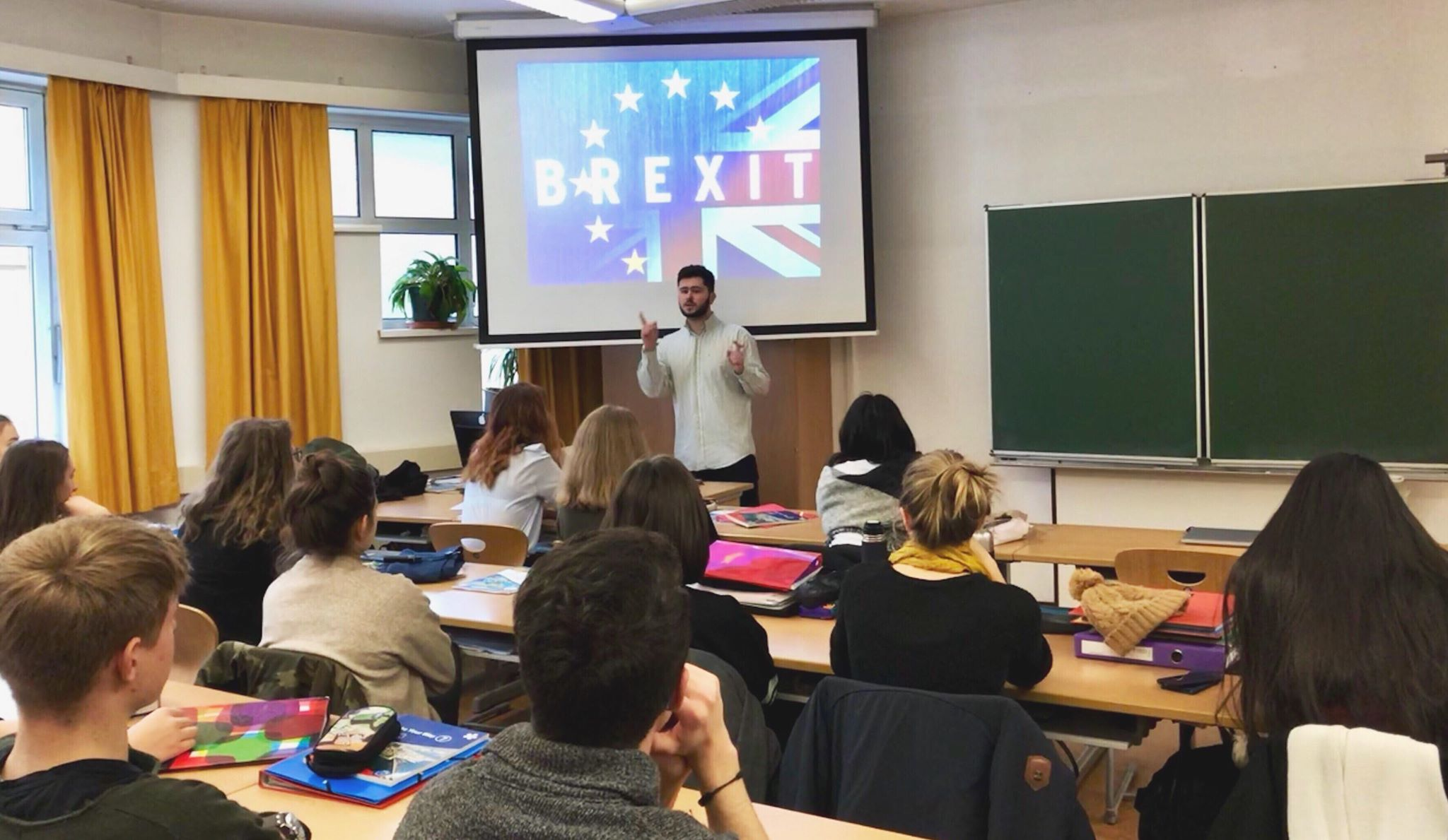 Lessons from teaching Brexit to foreign students: Austrians are amazed at gullible UK