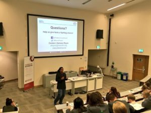Over 300 students gather in Birmingham, Newcastle and Belfast to discuss Media Literacy